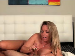 Amber Bach Jerking Guys Dong