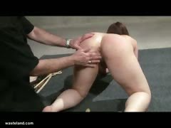 Figged and Caned Part 2